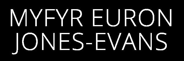 Myfyr Jones-Evans